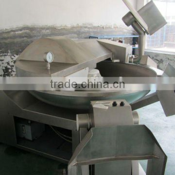 High Speed Bowl Cutter for Meat Processing