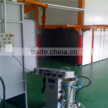 full-automatic thermal spray coating