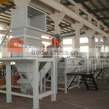 waste recycling plastic grinder,crusher PP PE PET material