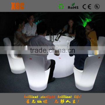 remote control wholesale nightclub furniture led bar sofa