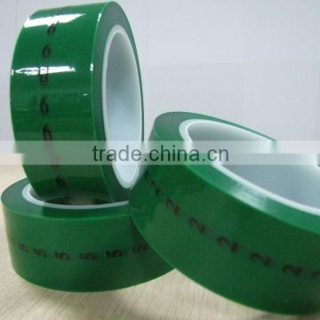 Made in China electrical material RH1515 # Green tie tape