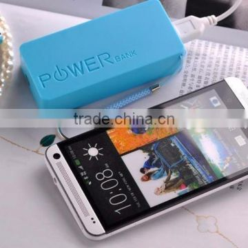 2017 New gadget best promotion gift Big perfume power bank 4000mah mobile external battery charger