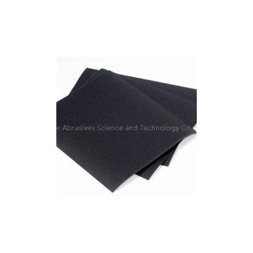 Wet And Dry Abrasive Sand Paper For Automotive Surface