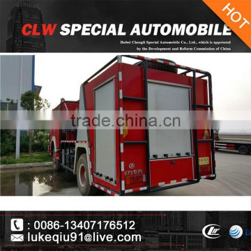 high performance china brand new water tanker fire apparatus truck for sales