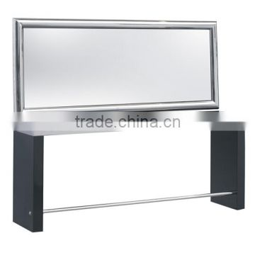 Beauty salon mirror cosmetic used F-B036