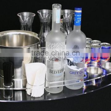 Stainless Steel metal Acrylic Plastic Set barware gifts