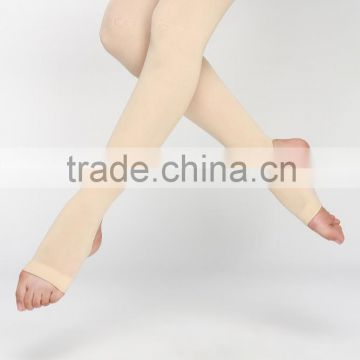 D004822 Sexy women silk stockings stirrup lady pantynose dance tights