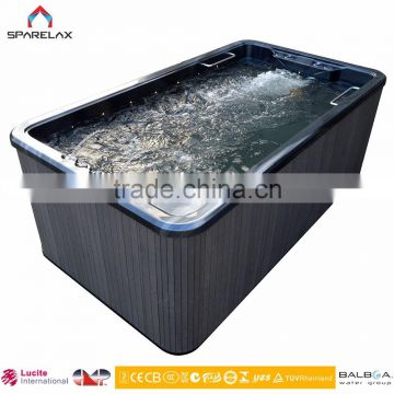 Whirlpool Massage Fiberglass Swimming Pool Outdoor Family Used Spa Swimming Pool