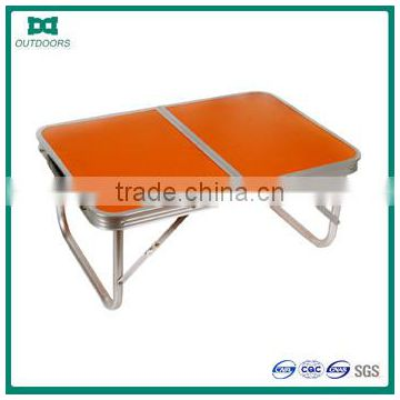 steel metal dining table camping equipment table furniture