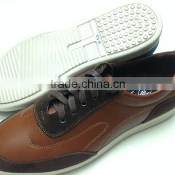 2016 men tennis shoes made in china factory newest design casual shoes