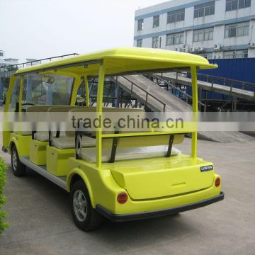 China best price 11 Seater Electric Sightseeing tour passenger bus