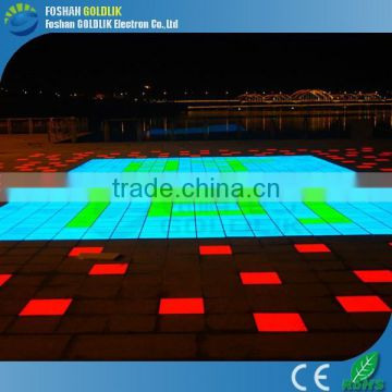 Stage Lights Colorful Change LED Dancing Floor DJ Lighting