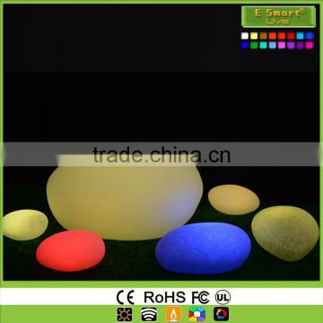 led light curbstone wholesale pe plastic solar energy led light colorful curbstone