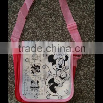 Alibaba high quality children draw bag from china