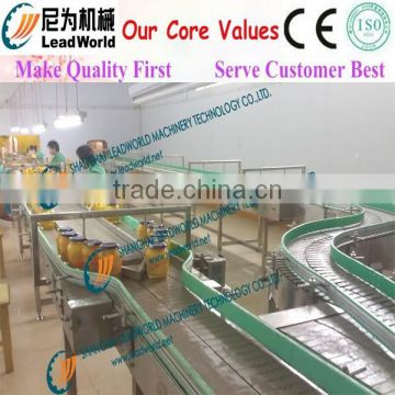Vegetable And Fruit Canning Production Line