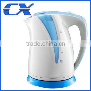 1.7L 2000W Electric Plastic Kettle