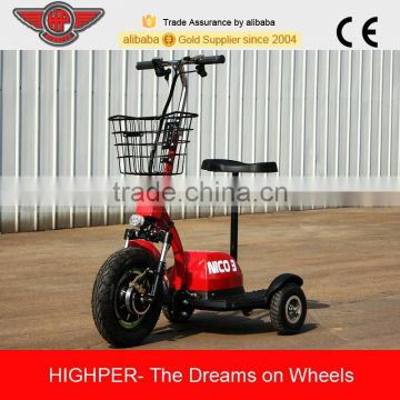 tricycle for handicap (HP105E-D)