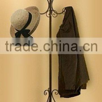 hat and cloth rack