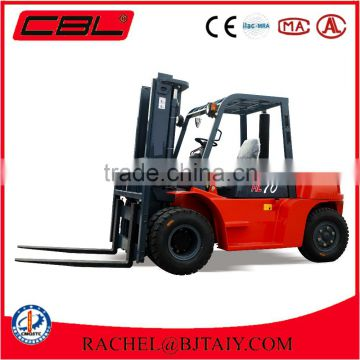 7ton New Condition and Diesel Engine Power Souce diesel forklift