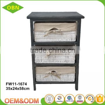 Wholesale cheap eco - friendly clothing storage cabinet drawers