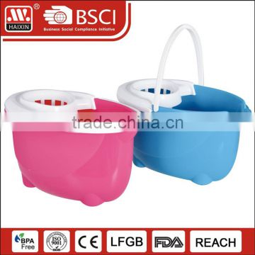 Heavy Duty Cleaning Wringer Mop Bucket