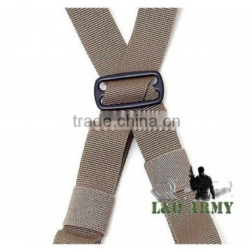 Tactical Suspender Low Profile Harness Coyote Tan