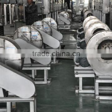 Chili Multiple layer continuous type mesh belt dryer
