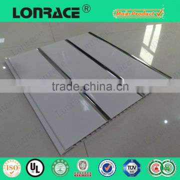waterproof and fireproof pvc panel for walls and ceiling board