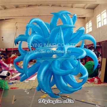 2m/3m Height Advertising Inflatable Lighting Balloons for Decoration