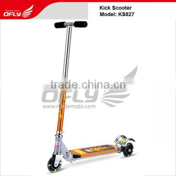 Cheap China-made Three Wheels Kick Scooter