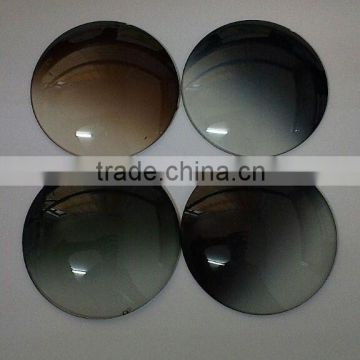 1.49 1.56 1.61 1.67 .174 1.523 1.70 spectacle lens made in china for eyeglasses (CE,factory)
