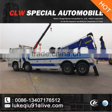 Different Dimensions Road Recovery Tow Truck