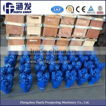 Non-Sealed Roller Bearing Tri-Cone Bits for Sale