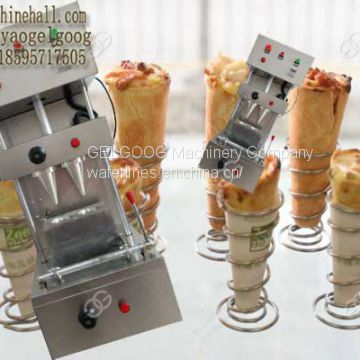 Commercial Pizza Cone Making Machine