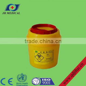 2016 Hot Sell Puncture Hospital Medical Safety Container