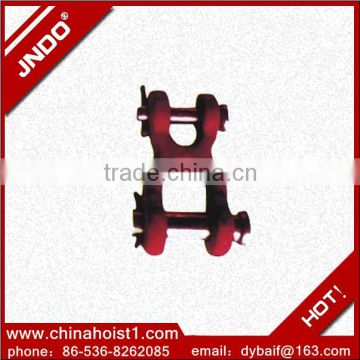 H type twin clevis link
