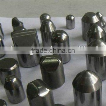 hard metal carbide inserts for mining