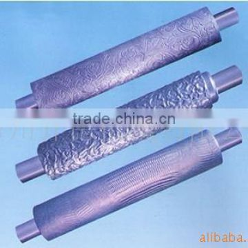 2013 embossing leather rollers