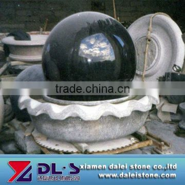 Granite Water Fountain Ball