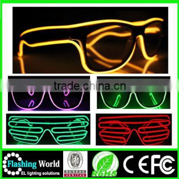 new cool factory wholesale reading glasses with led light