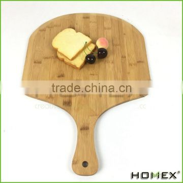 Bevel Edged Bamboo Pizza Peel Homex BSCI/Factory