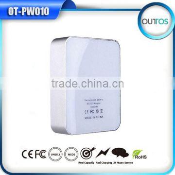 Bulk Buy From China Dual USB Outputs Best LCD Battery Powerbank For Smartphones