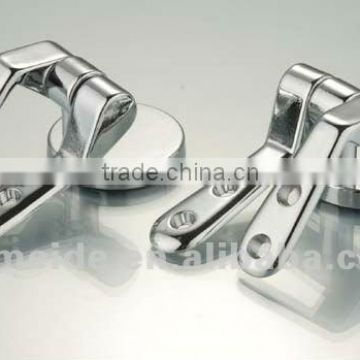 high quality zinc alloy toilet seat hinges universal hinges