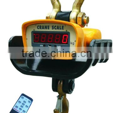 New good quality hanging crane scale 1000kg electronic crane scale