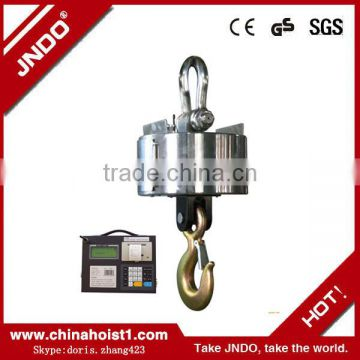 10ton LED Electronic Wireless Hanging Crane Scale