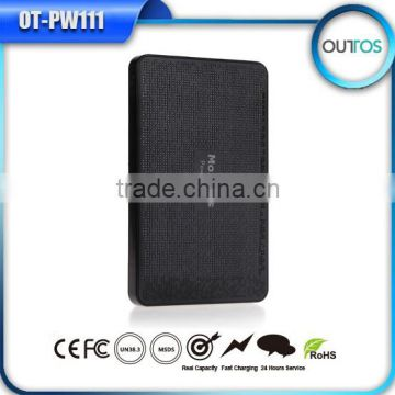 Shenzhen factory cheapest price 4 port multifunctional power bank