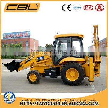 WZL25-10C China mini cheap backhoe loader for sale