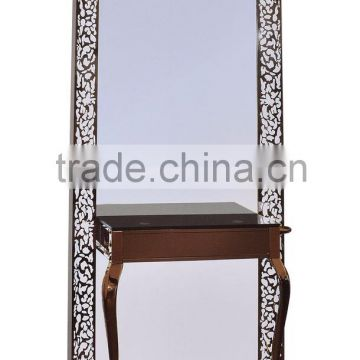 2014 wholesale salon mirror for barbers