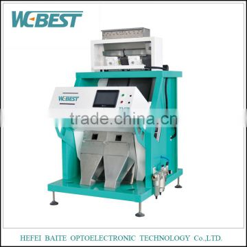 Multifunction Sorting Machinery Digital 4096 CCD Camera Black Cumin Color Sorter
