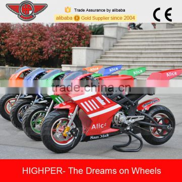 Cheap 49CC MINI GASOLINE POCKET BIKE FOR KIDS (PB111)